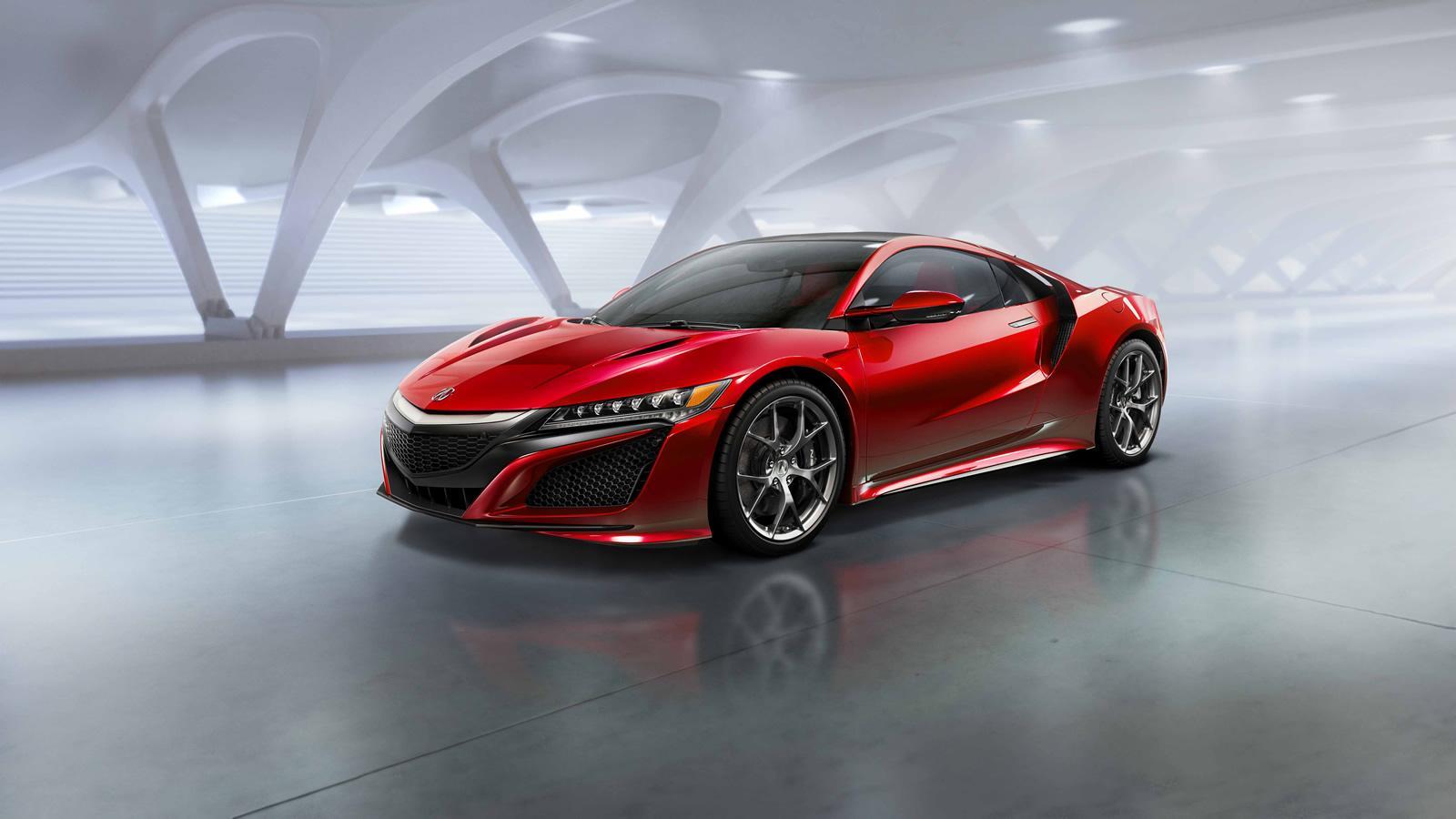 Photo of Yeni Acura NSX sonunda tanıtıldı