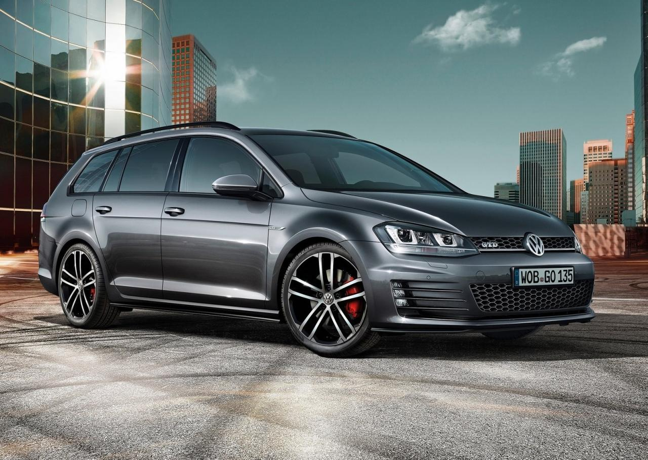 Photo of Volkswagen, Golf GTD Variant'ı tanıttı