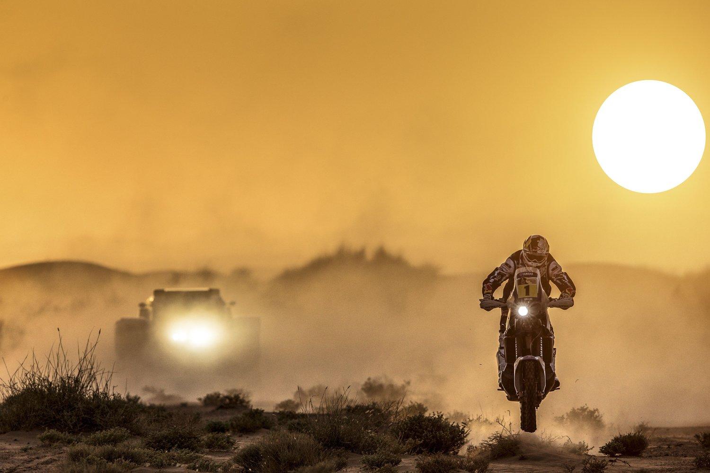 Photo of Dakar heyecanı sürüyor