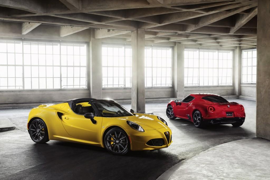 Photo of 2015 Alfa Romeo 4C Spider