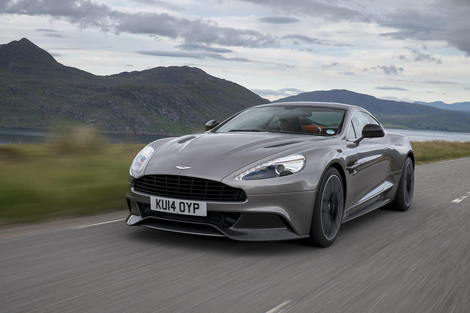 Photo of Aston Martin Cenevre'de sürpriz yapabilir