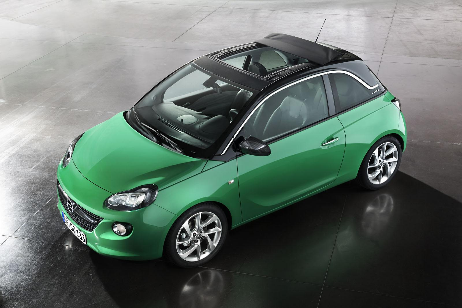 Photo of Opel Adam'a birkaç yenilik