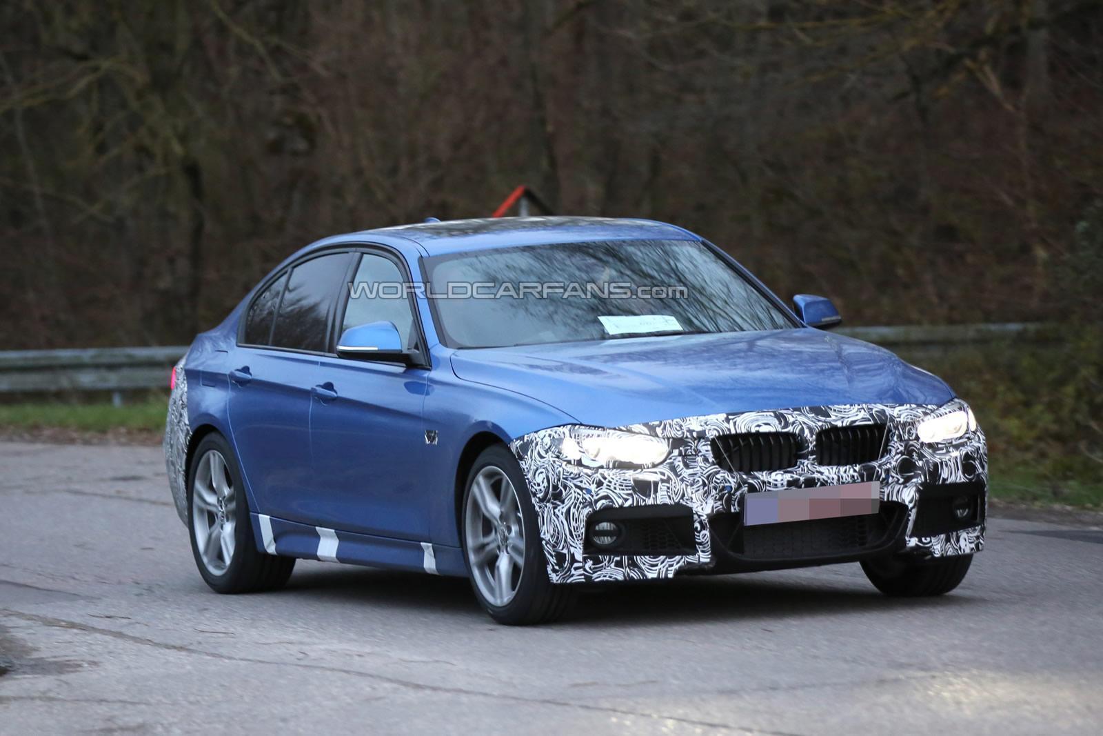 Photo of BMW 340i geliyor