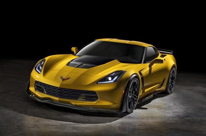 Photo of 2017'ye yeni Corvette