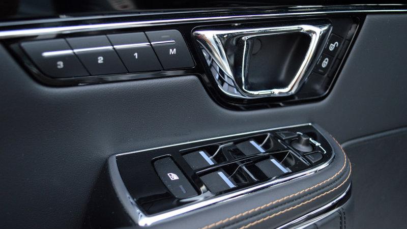 Photo of Jaguar'dan dokununca açılan camlar