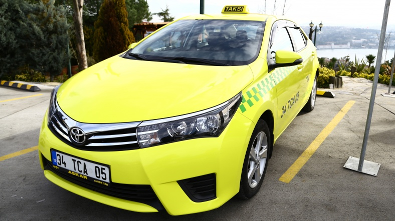 Photo of Türk malı elektrikli taksi