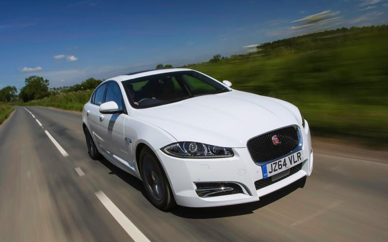 Photo of Jaguar XF R-Sport Black