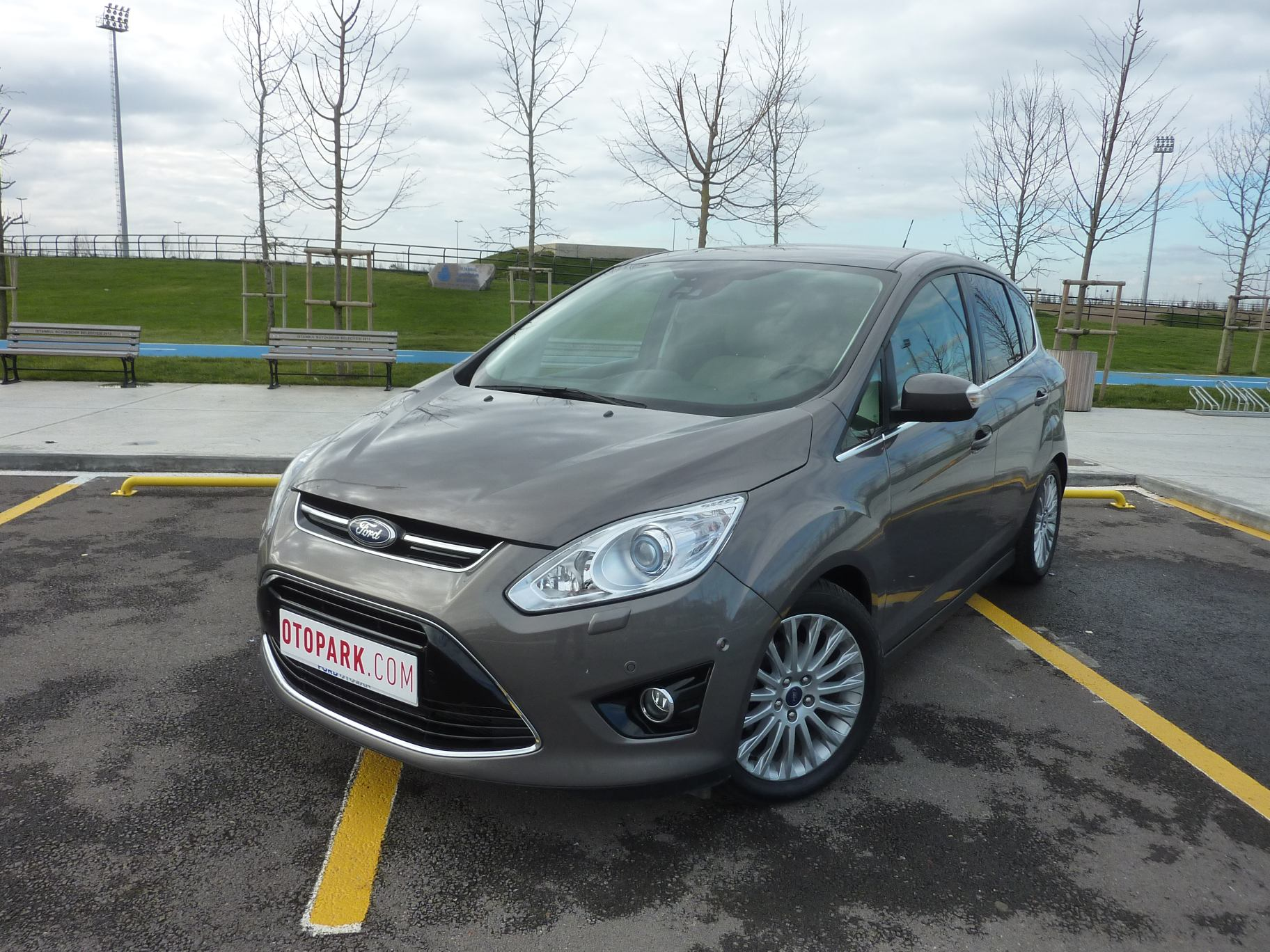Photo of Maximus: Ford C-Max 1.6 TDCi Titanium