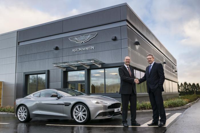 Photo of Aston Martin yeni prototip ve geliştirme merkezi açıyor