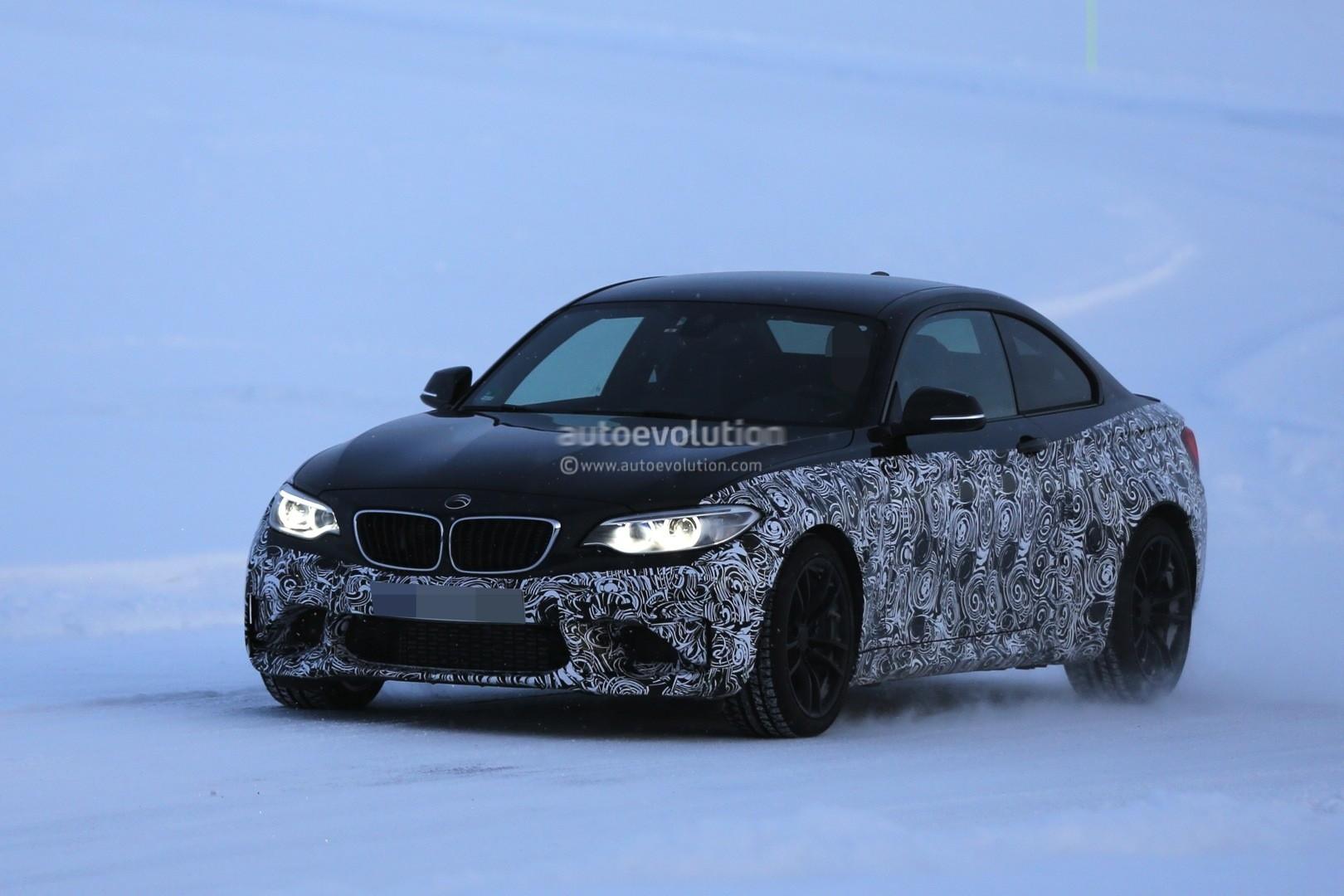 Photo of BMW M2 yine objektiflerde