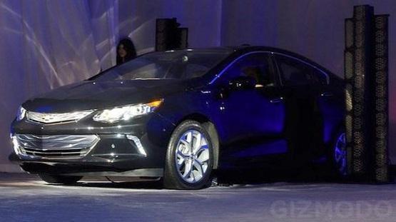 Photo of Yeni Chevrolet Volt CES'te göründü