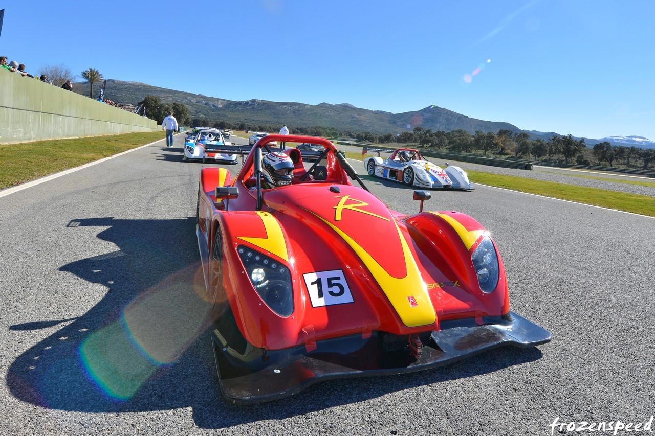 Photo of Radical, yeni RXC Spyder ile Ascari'de