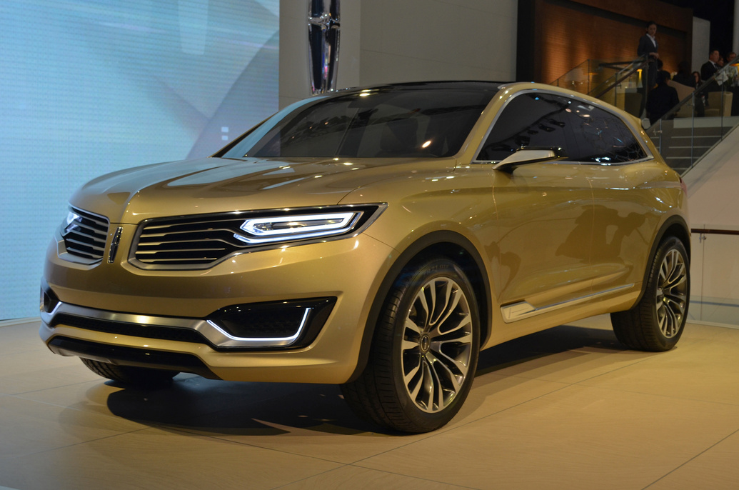 Photo of 2016 Lincoln MKX