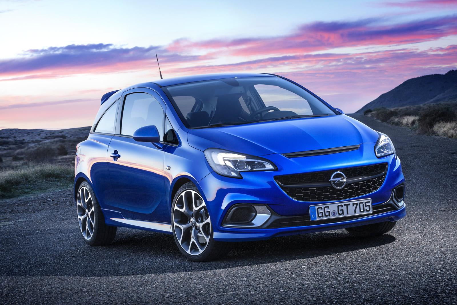 Photo of Opel Corsa OPC