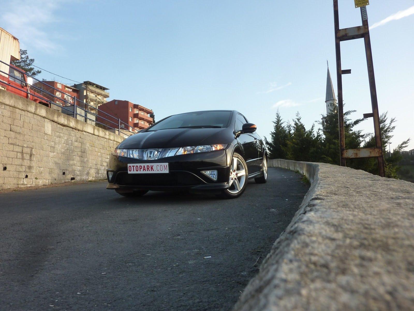 Photo of Honda Civic testi (2. kamera arkası)