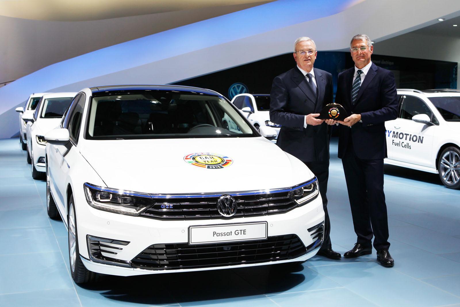 Photo of Ödül Volkswagen Passat'ın