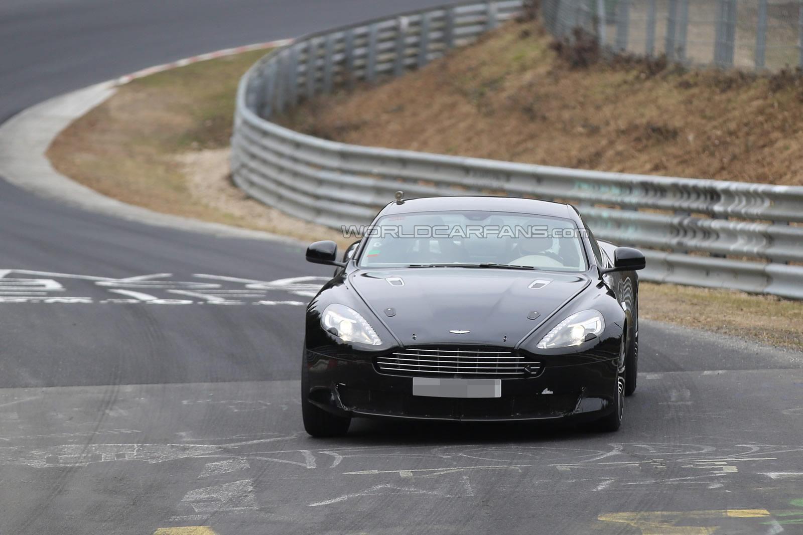 Photo of Aston'un yeni gözdesi Ring'de