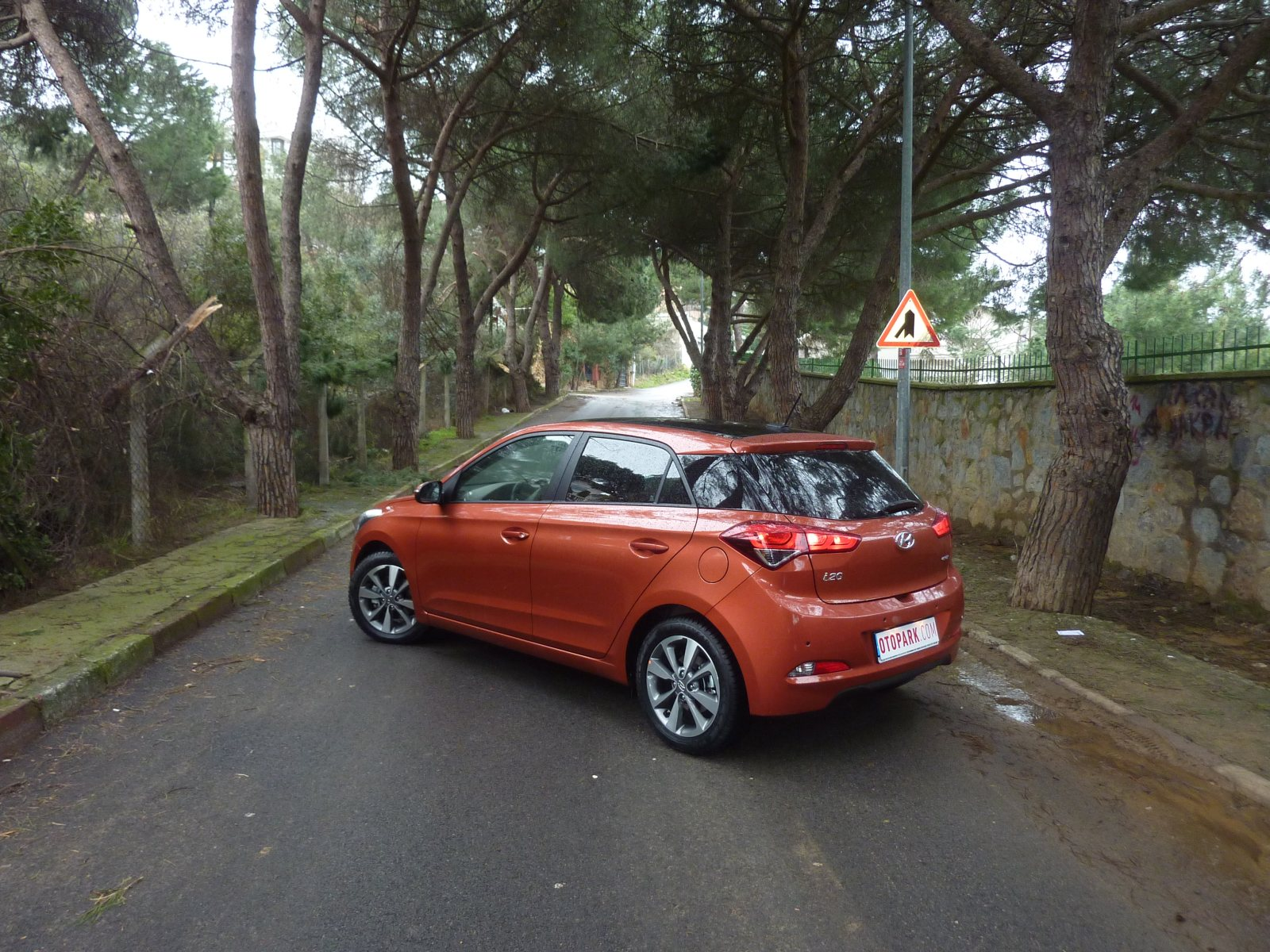 Photo of Tosun Paşa: Hyundai i20 1.4 CRDi Style+ foto galeri