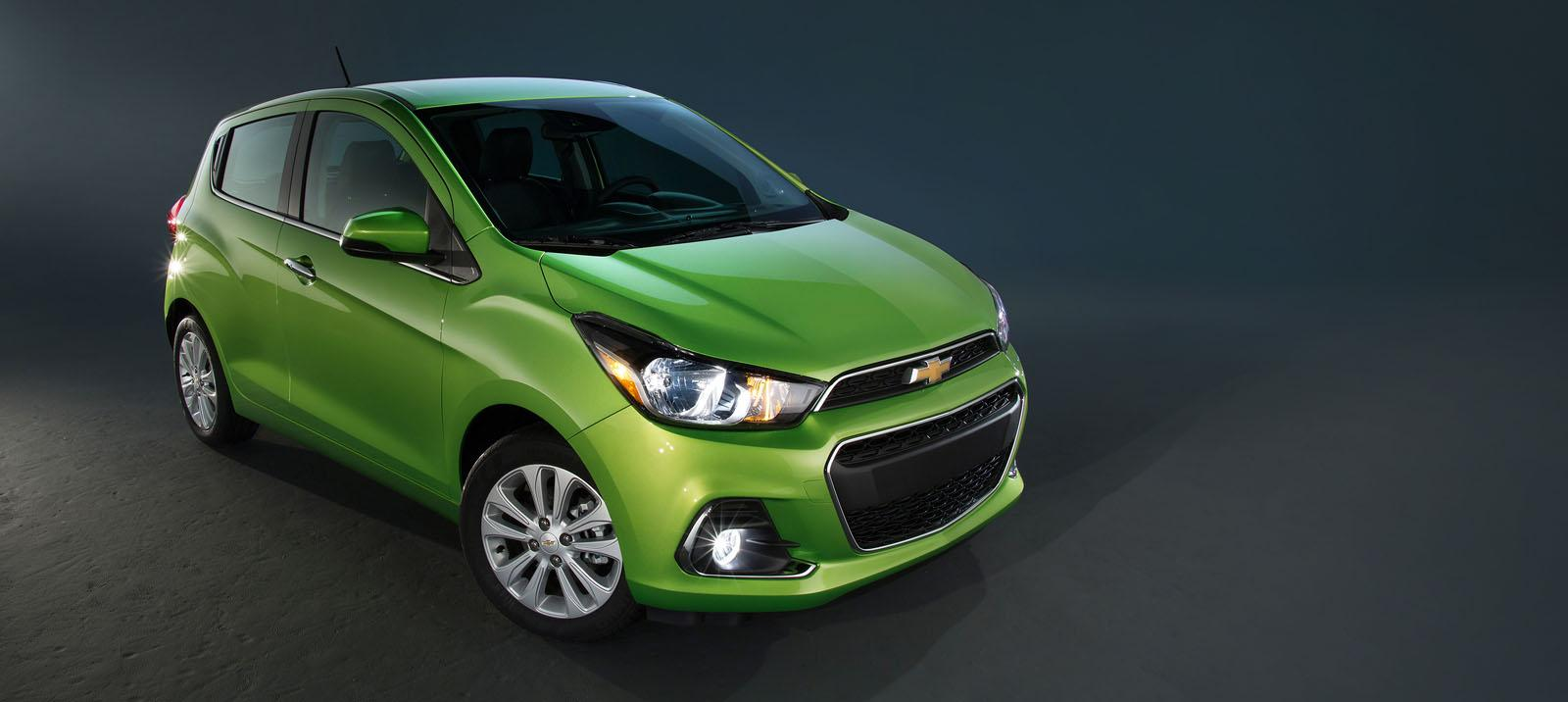 Photo of Karşınızda yeni Chevrolet Spark