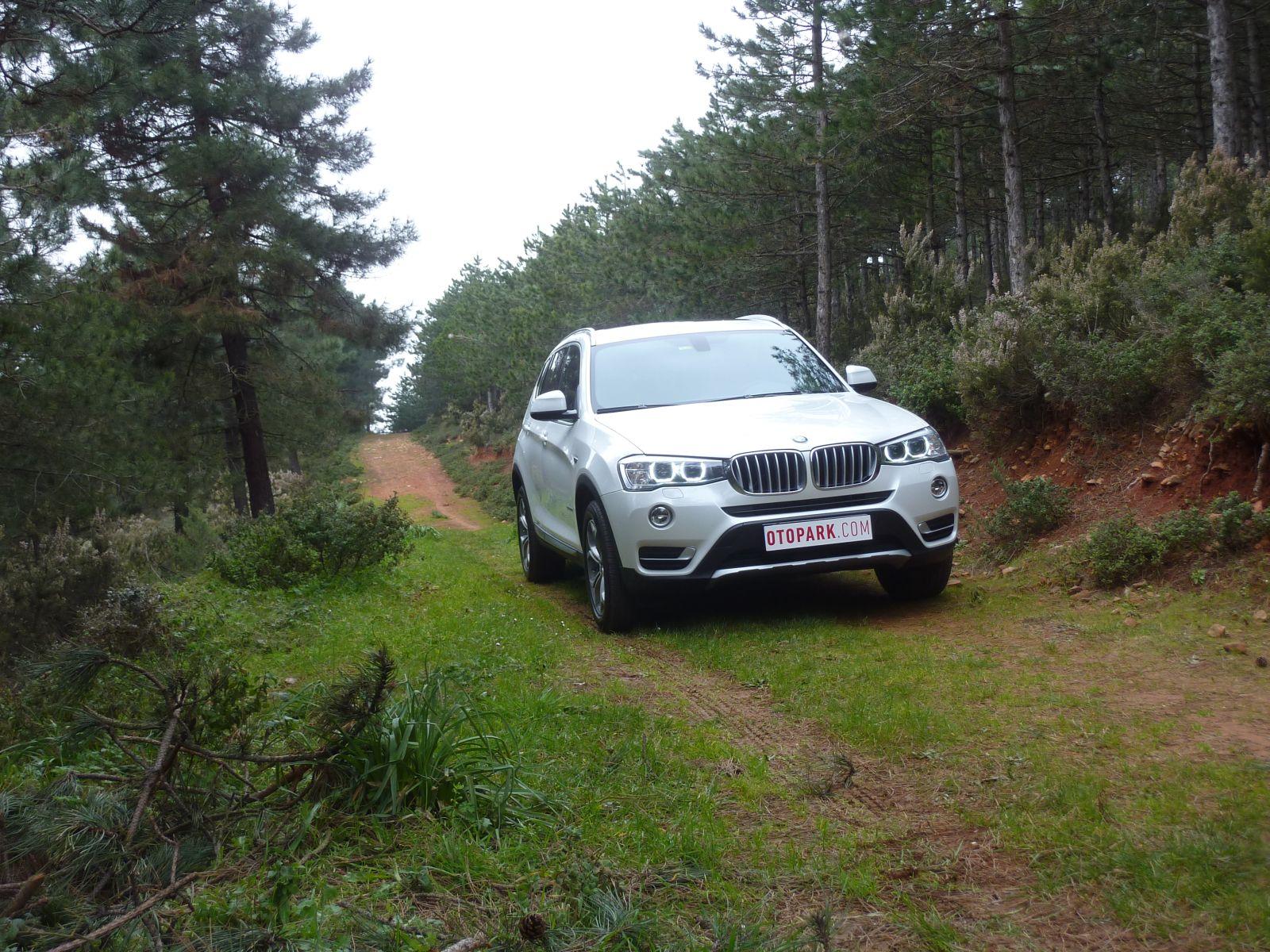 Photo of Kentsel Dönüşüm: BMW X3 sDrive20i