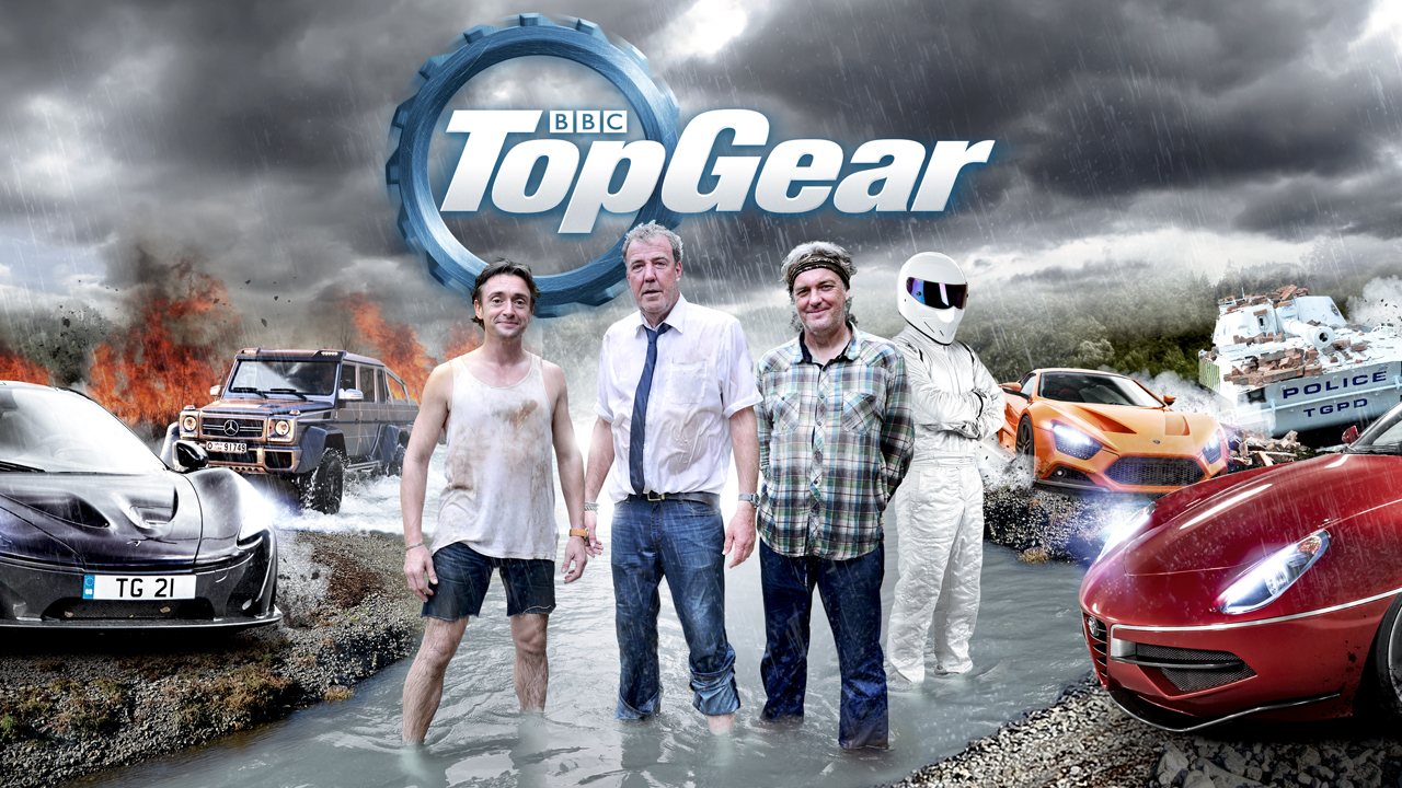 """Photo of """"Son"""" Top Gear"""