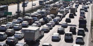 İstanbul trafik yoğunluğu