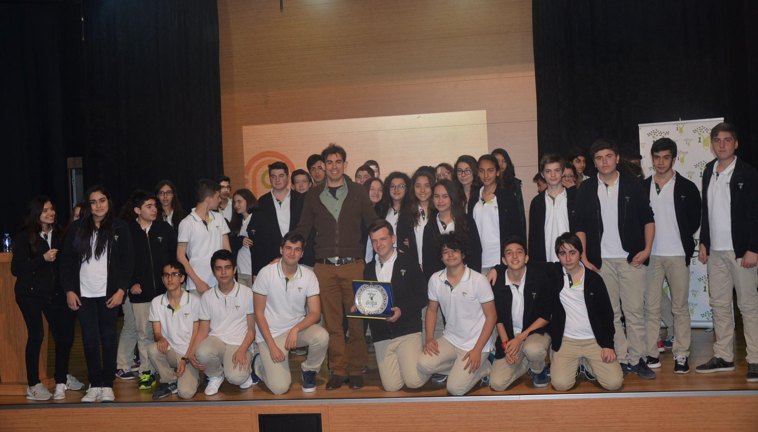 Photo of Doğa Koleji Konferansı