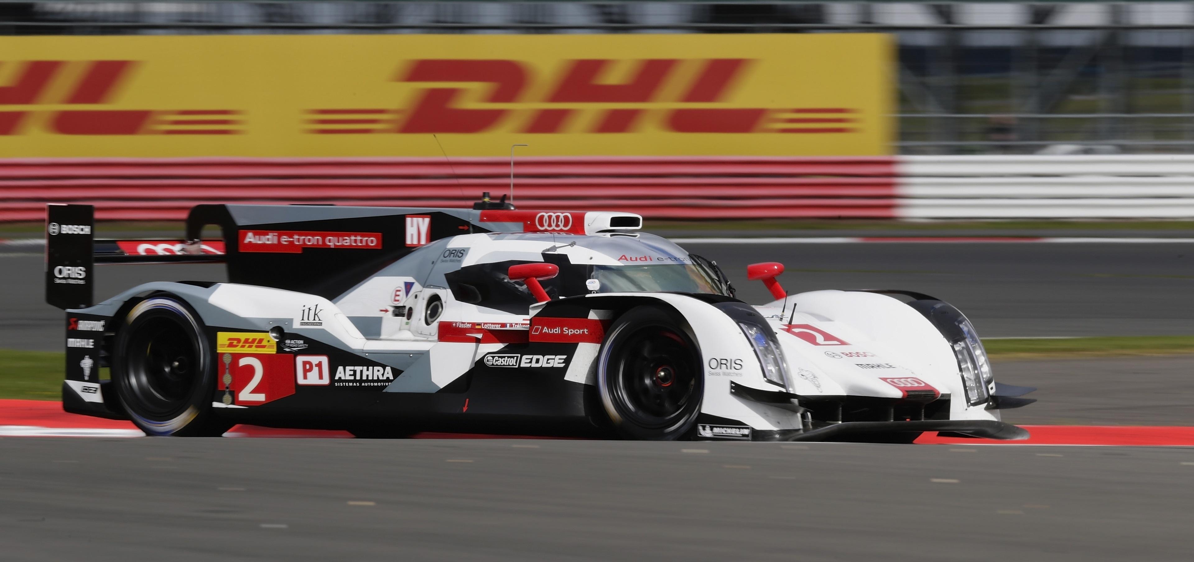 Photo of Audi'de F1'e ikna turları