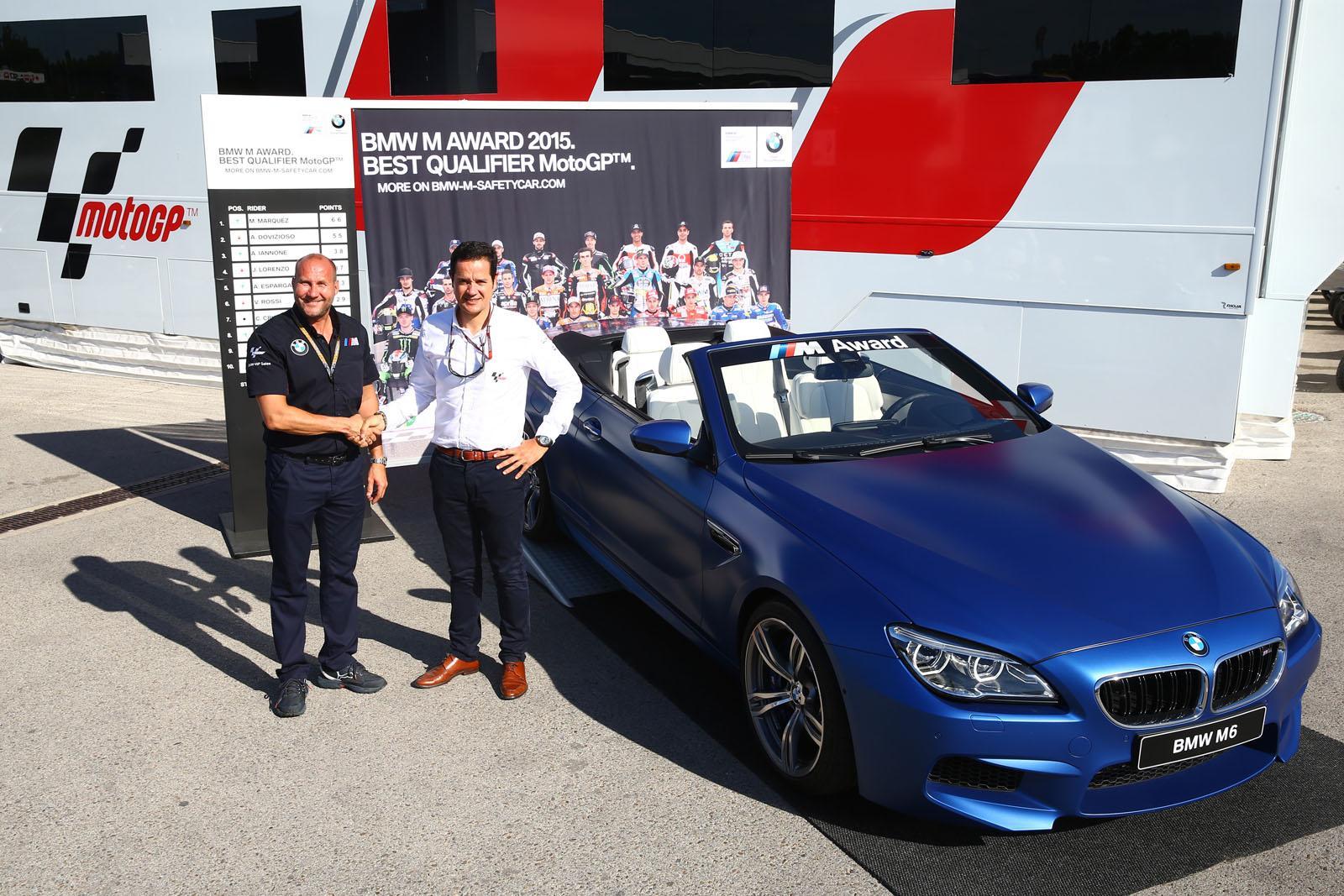 Photo of BMW'den MotoGP'ye  doping