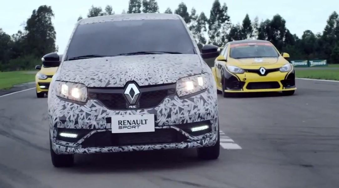Photo of Renault Sport'un son marifeti