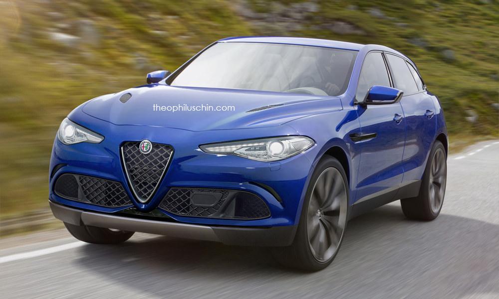 Photo of Alfa Romeo'dan SUV atağı