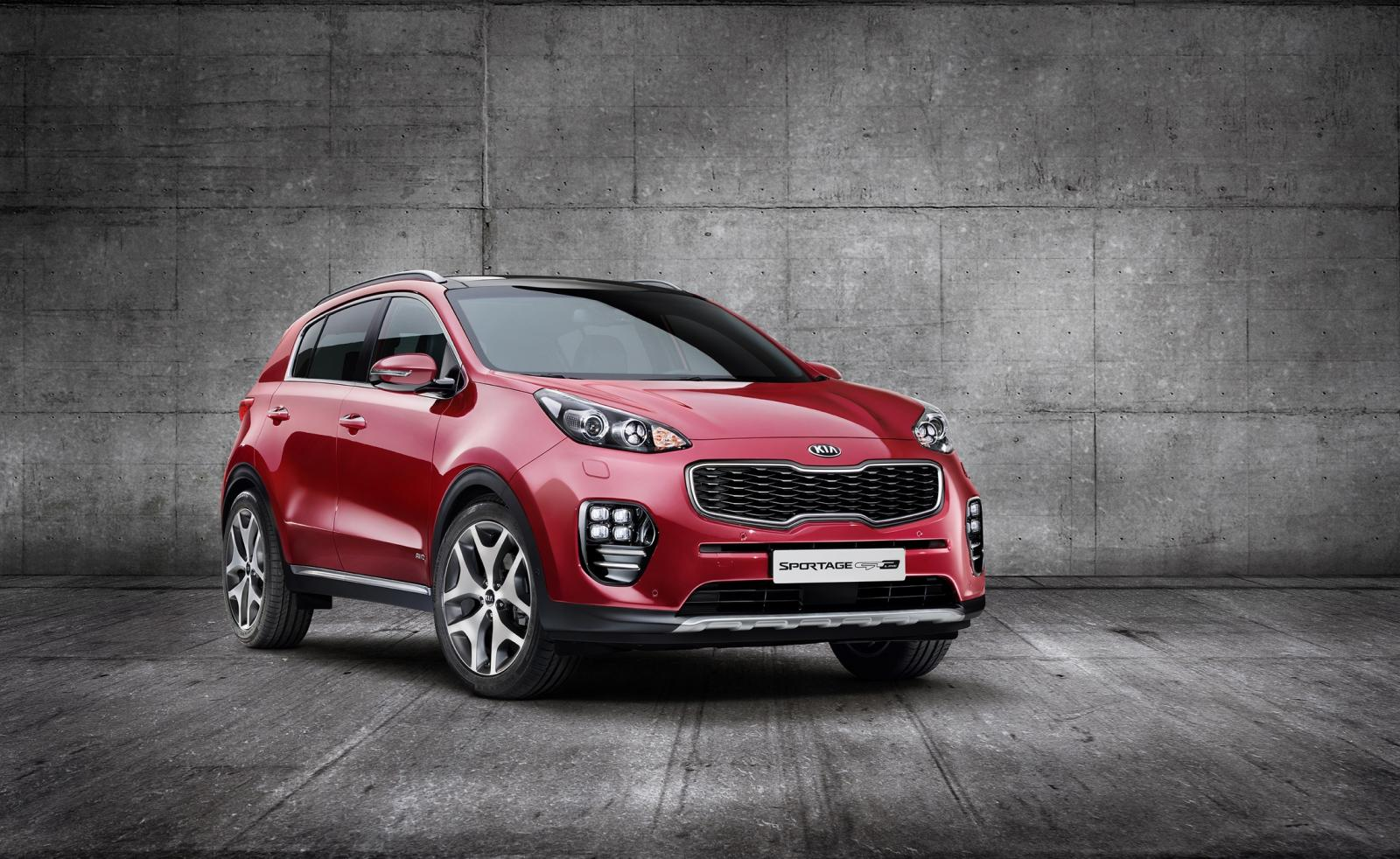 Photo of Kia Sportage yenilendi