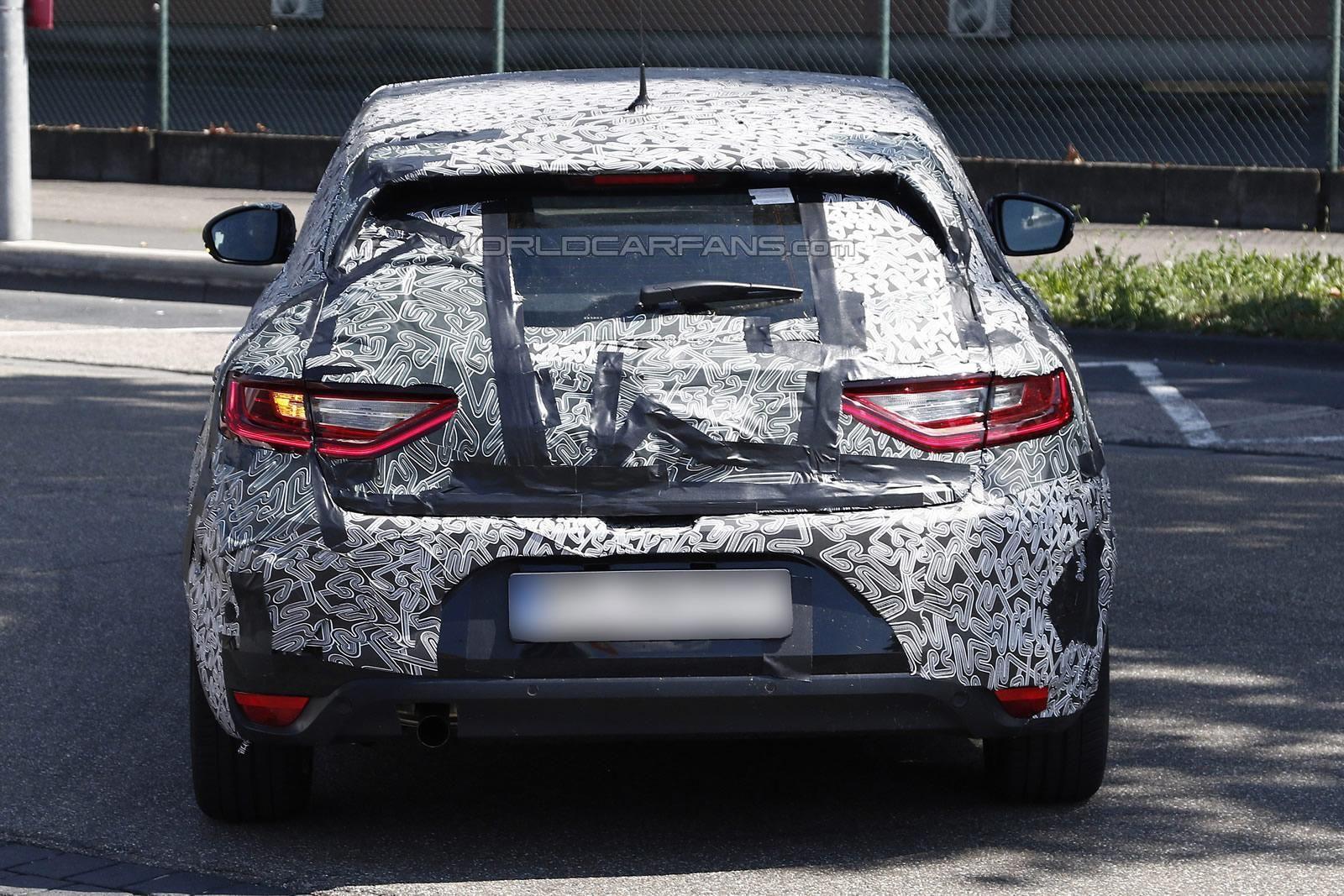 Photo of Renault Megane tamamen yenilendi