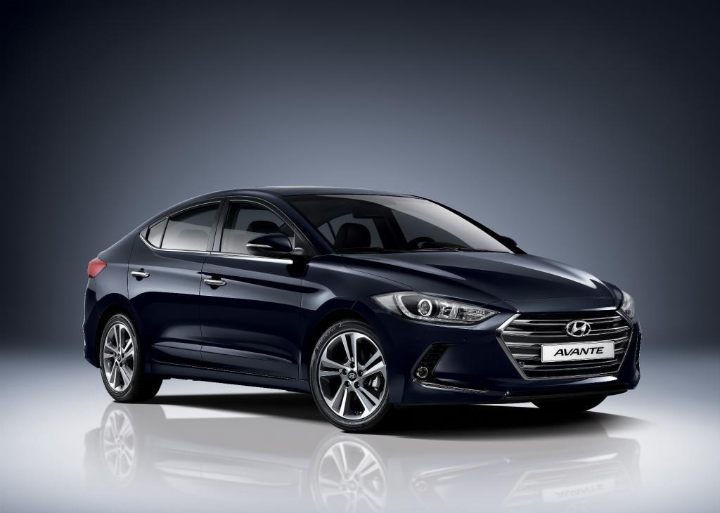 Photo of İşte yeni Hyundai Elantra