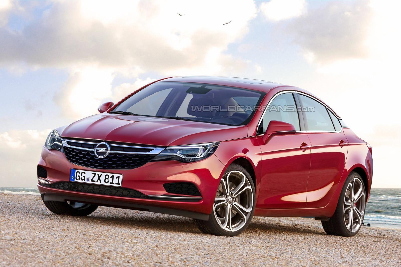 Photo of Opel Insignia yeni kasasıyla kabuk değiştirecek