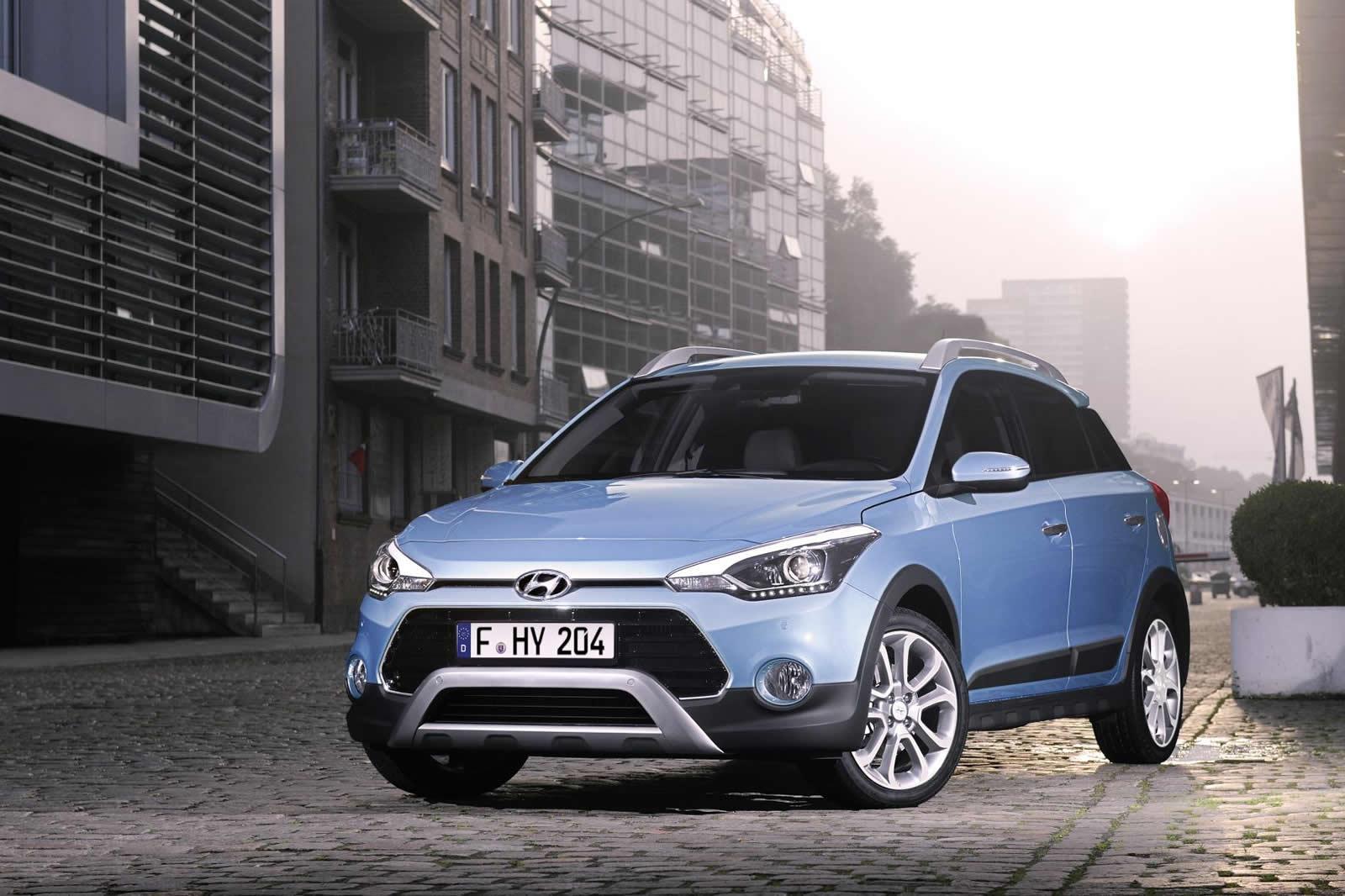 Photo of Hyundai i20 active tanıtıldı