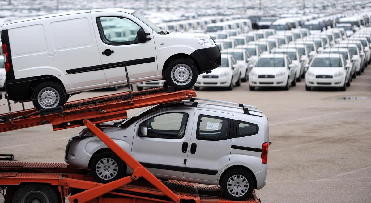 Photo of Otomotiv ihracatında parite şoku!