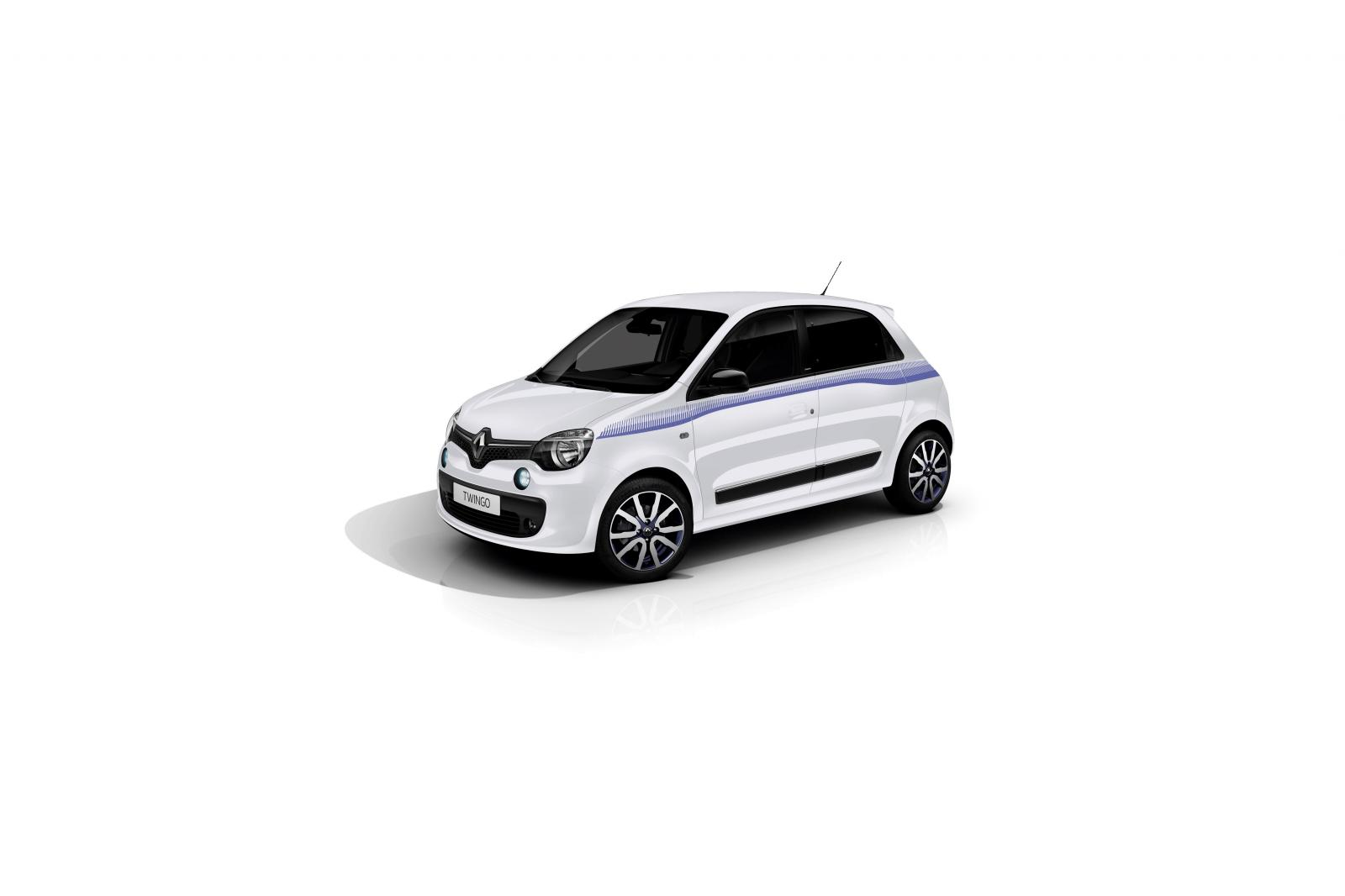 Photo of Renault Twingo Cosmic'i duyurdu