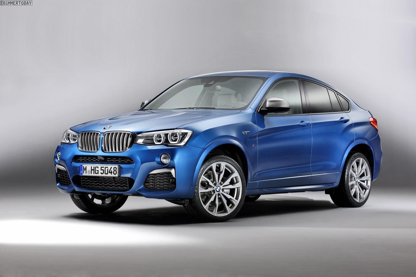 Photo of BMW X4 M40i basına sızdırıldı