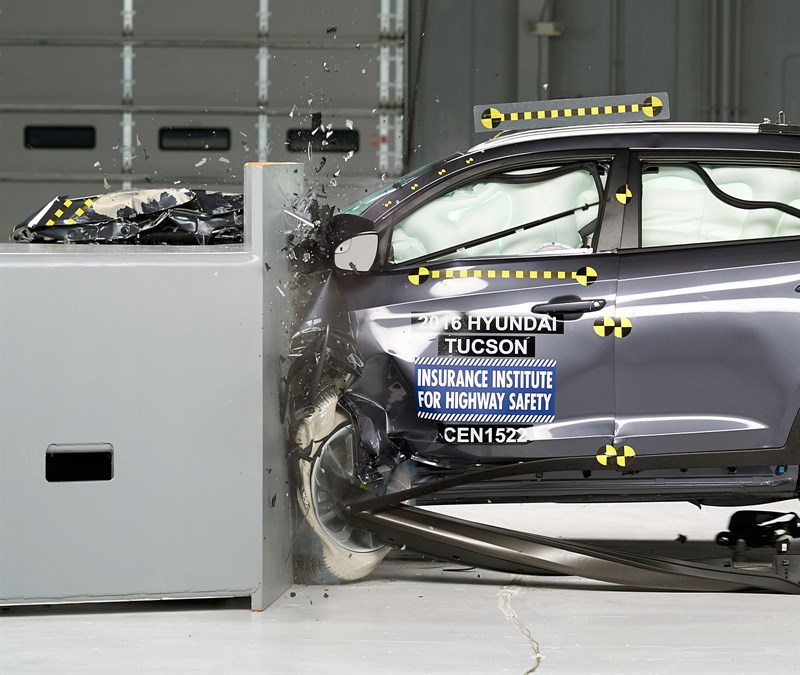 Photo of IIHS'den Hyundai Tucson'a tam not
