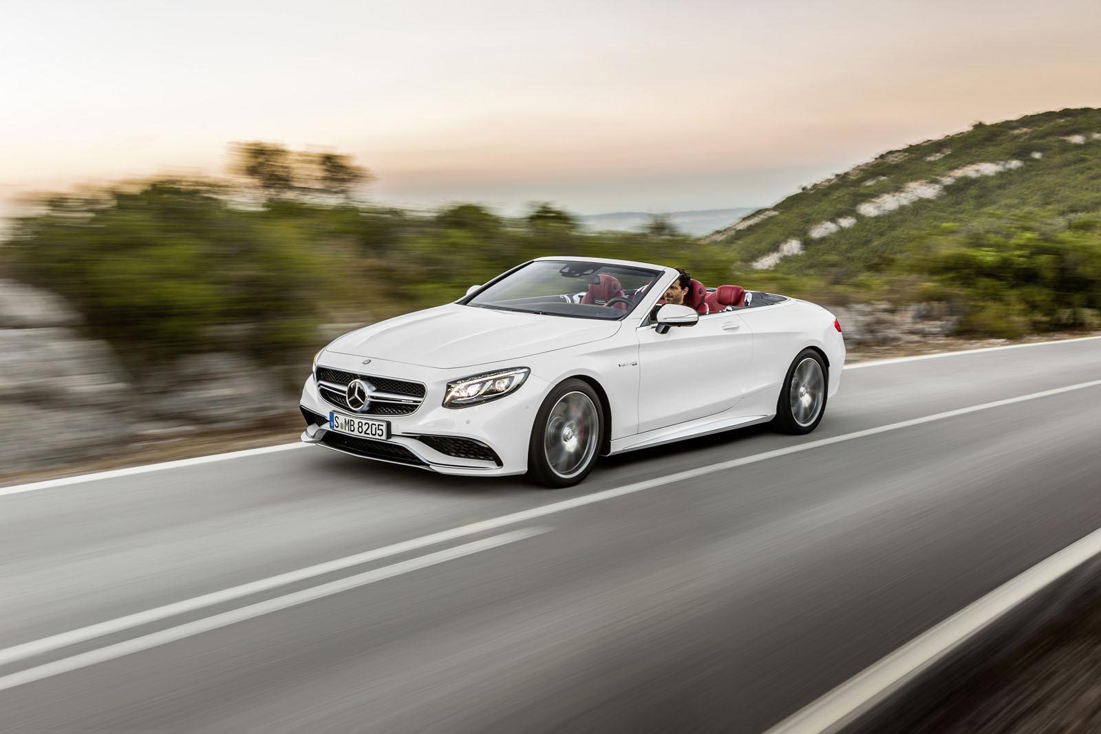 Photo of Mercedes S-Sınıfı Cabrio tanıtıldı