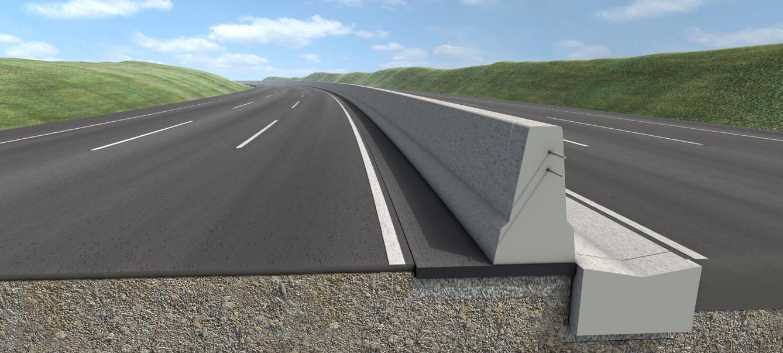 """Photo of Asfalt yol yerine """"beton"""" yola ne dersiniz?"""