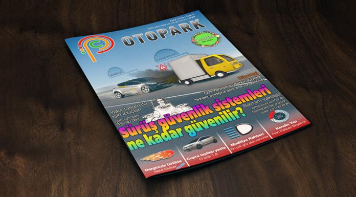 Photo of OTOPARK Dergi, Sayı 2