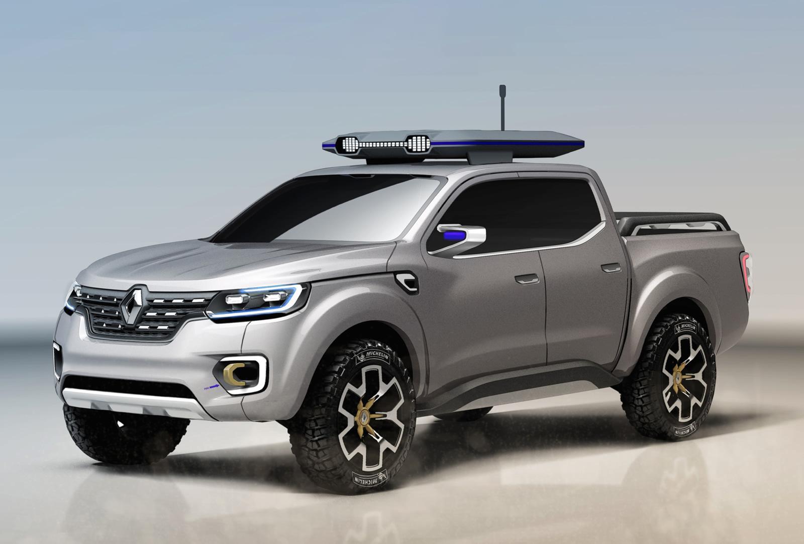 Photo of Renault Alaskan konsepti