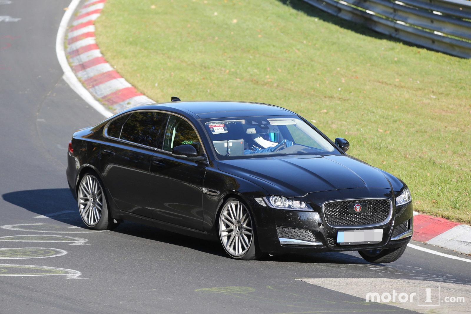 Photo of Jaguar XF L ilk defa yakalandı!