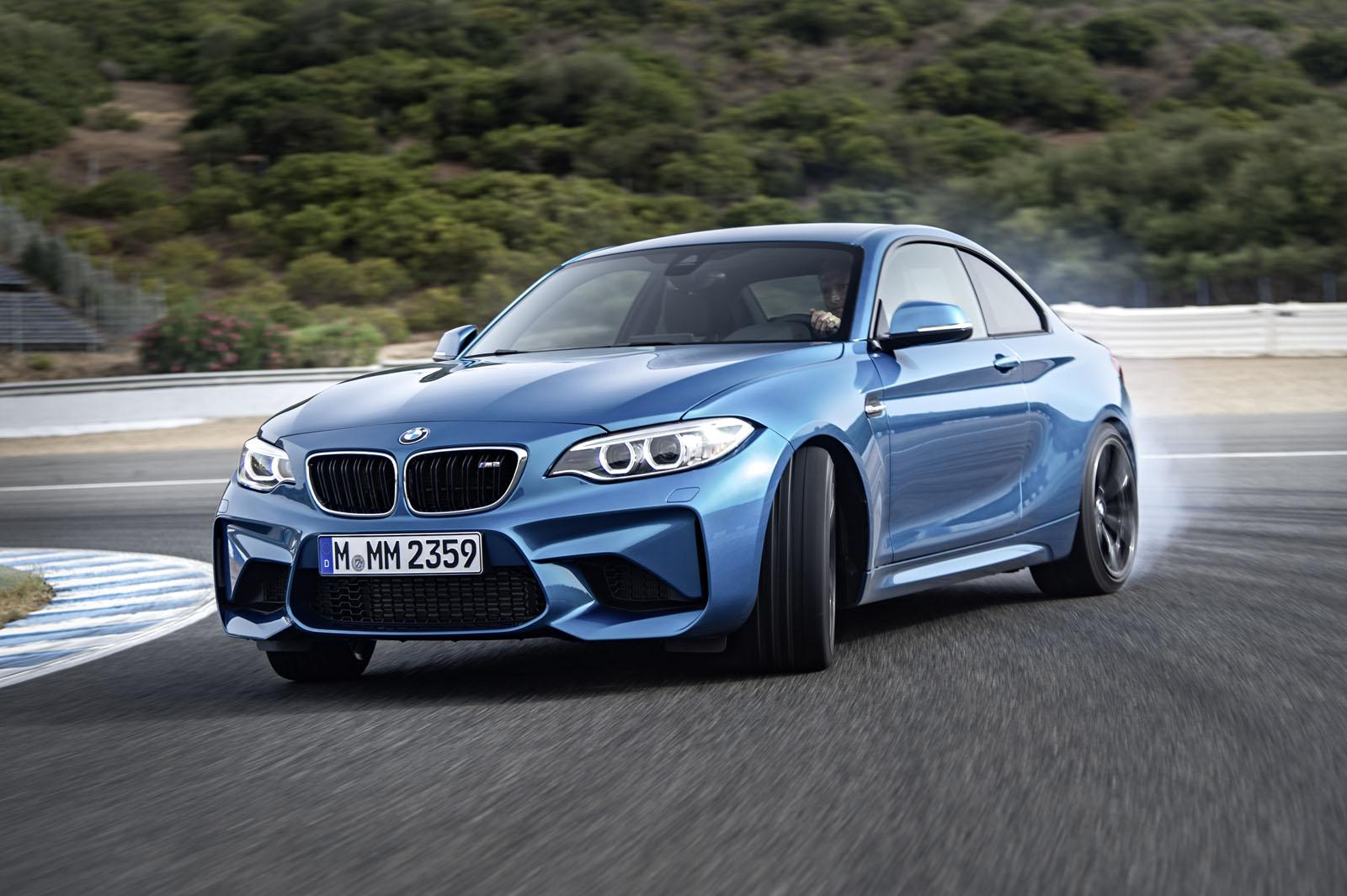 Photo of Karşınızda yeni BMW M2