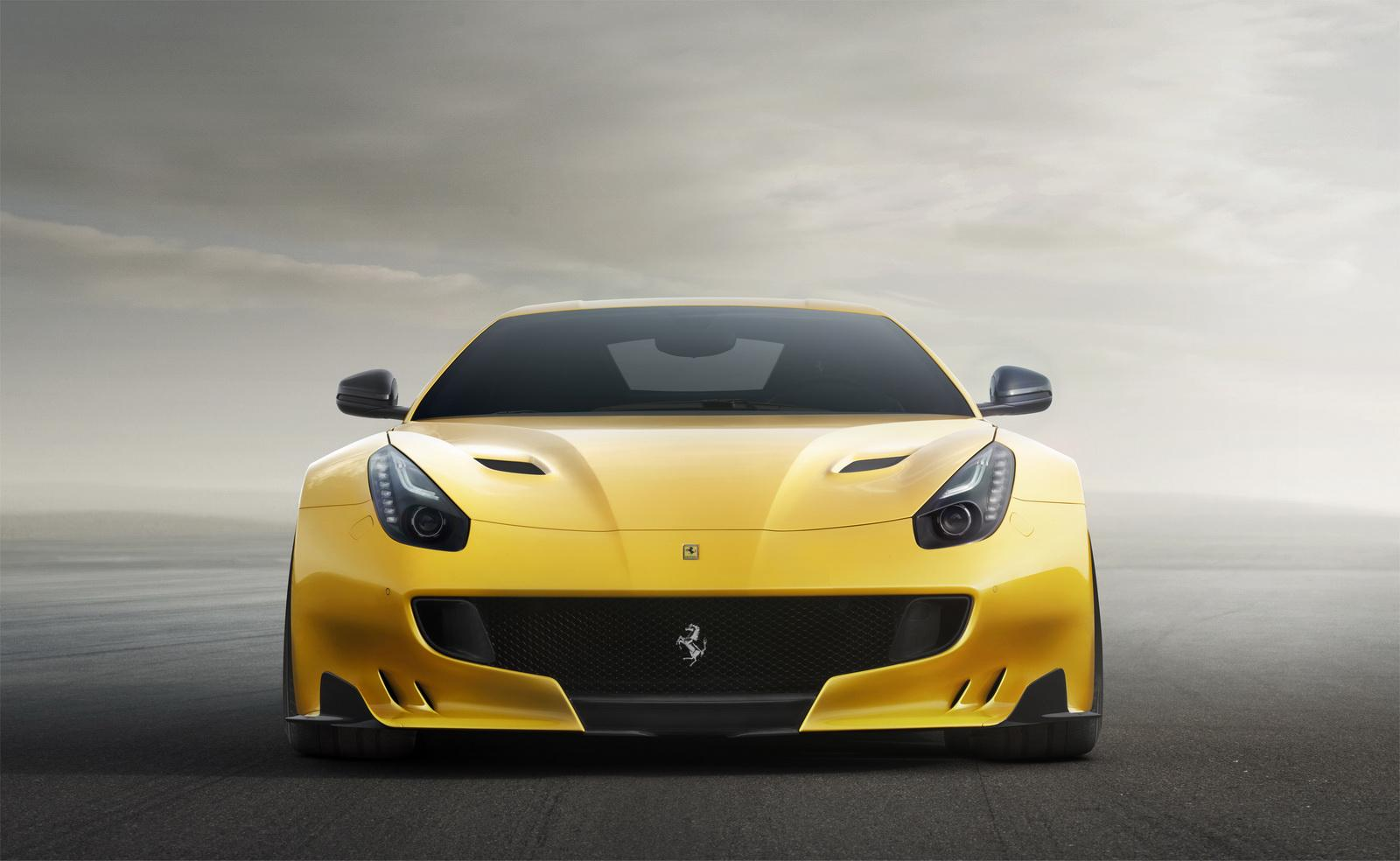 Photo of Ferrari F12tdf'in kalbi