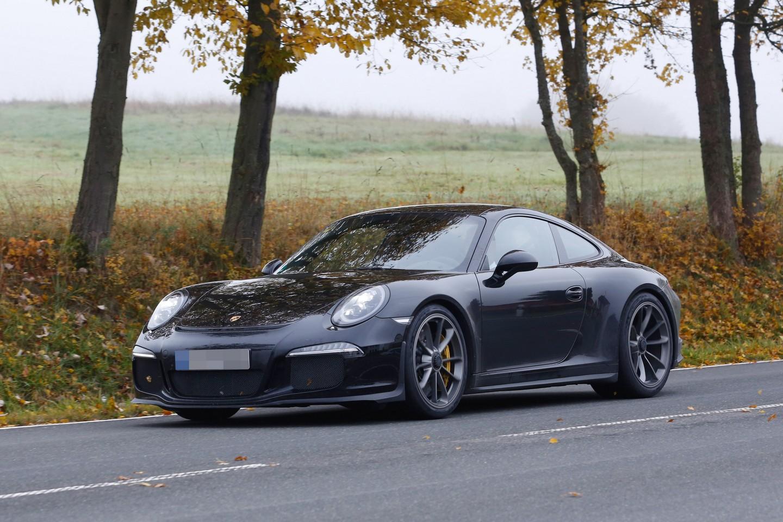 Photo of Porsche 911 R ilk kez yakalandı