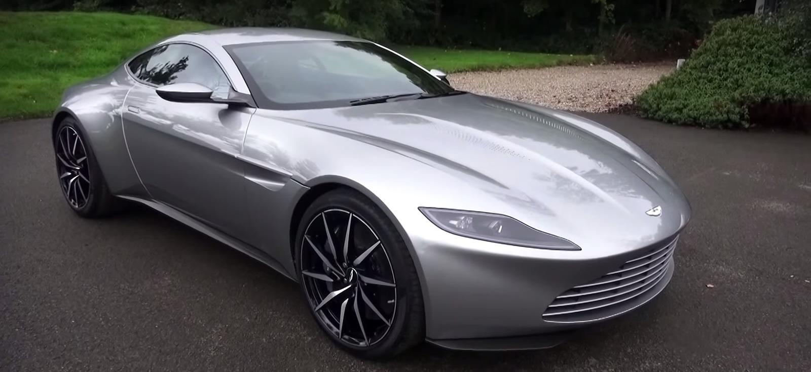 Photo of Aston Martin DB10'un detaylı yeni videosu