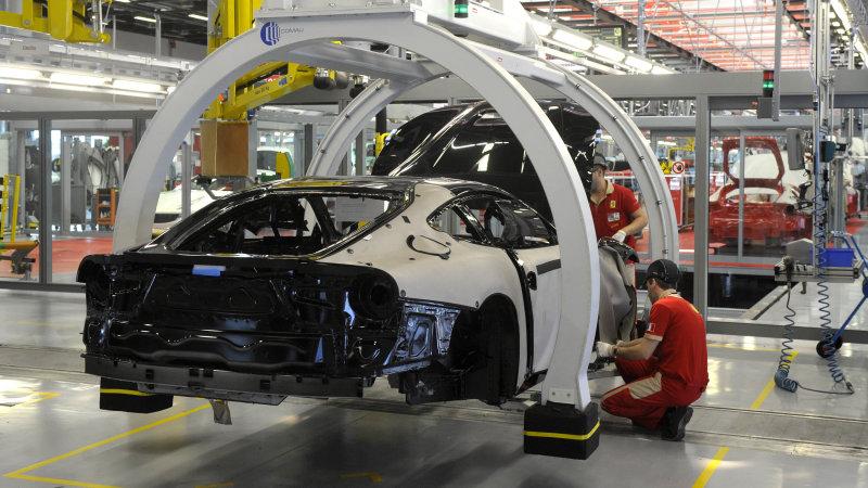 Photo of Ferrari üretim kapasitesini arttırıyor